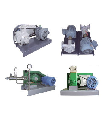 LPG PUMP & LPG FEED PUMP SKID