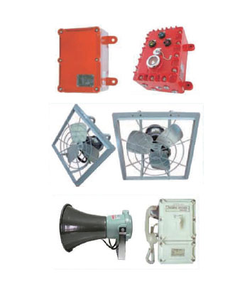 FIRE-PROTECTION ELECTRIC EQUIPMENT
